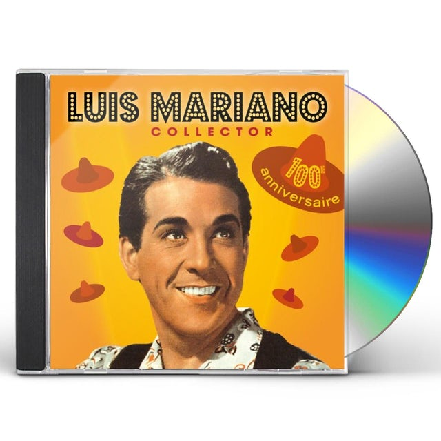 Luis Mariano COLLECTOR 100 CD
