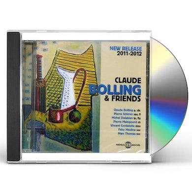 CLAUDE BOLLING & FRIENDS CD