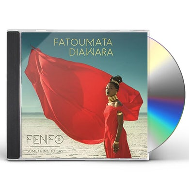 Fatoumata Diawara FENFO CD