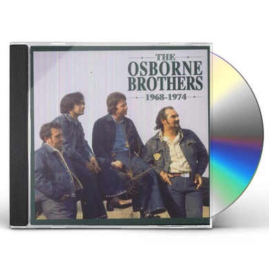 Osborne Brothers 1968-74 CD