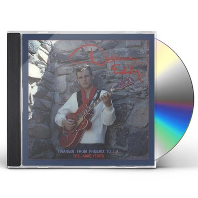 Duane Eddy TWANGIN' FROM PHOENIX TO L.A.-JAMIE YEARS CD