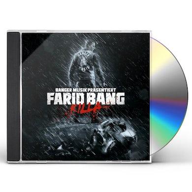 Farid Bang KILLA CD