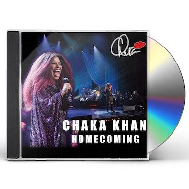 Chaka Khan HOMECOMING CD