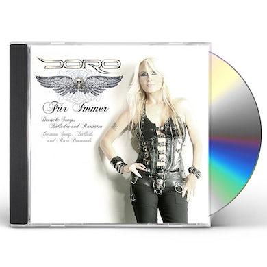 Doro FUER IMMER CD