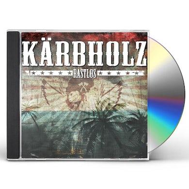 RASTLOS CD