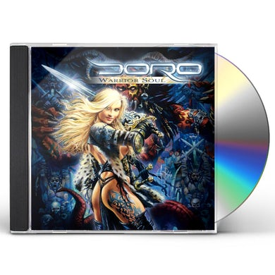 Doro WARRIOR SOUL CD