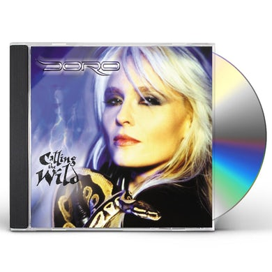 Doro CALLING THE WILD CD