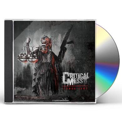 Critical Mess HUMAN PRAEY CD