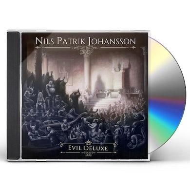 Nils Patrik Johansson EVIL DELUXE CD