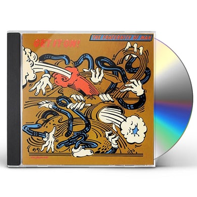 Fraternity Of Man GET IT ON! CD