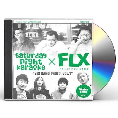 Felix SATURDAY NIGHT KARAOKE CD