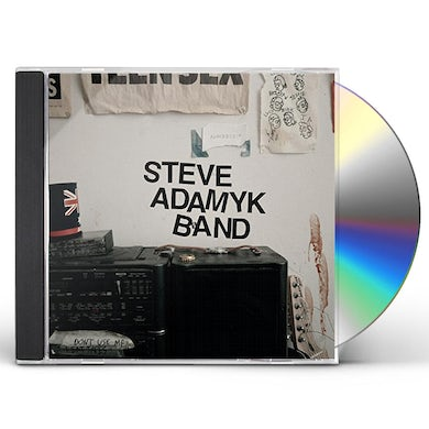 Steve Adamyk GRACELAND CD