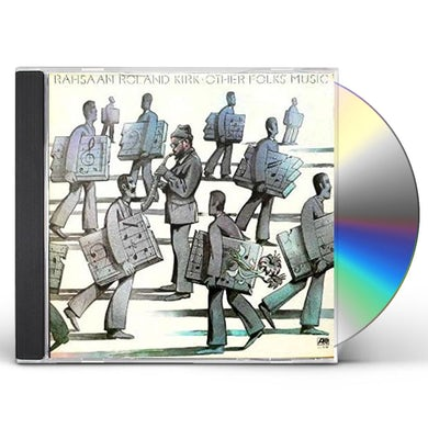 Roland Kirk OTHER FOLKS MUSIC CD