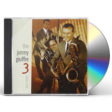 Jimmy Giuffre 3 CD