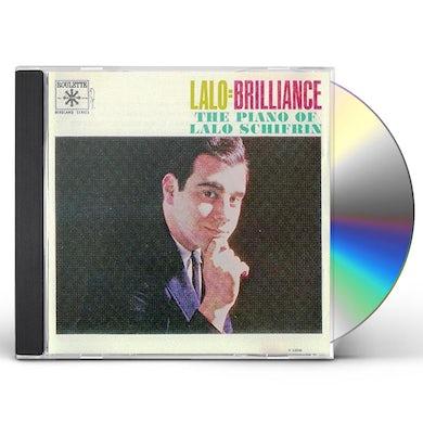 Lalo Schifrin LALO = BRILLIANCE CD