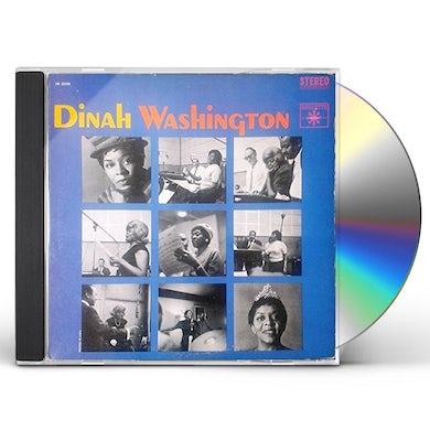 DINAH WASHINGTON CD