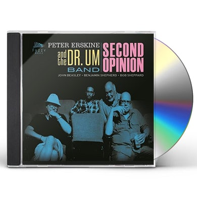 Peter Erskine SECOND OPINION CD