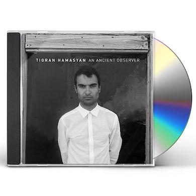 Tigran Hamasyan ANCIENT OBSERVER CD