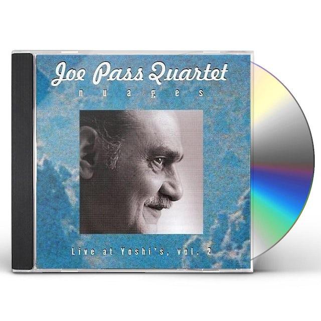 Joe Pass CLOUDS CD