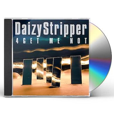 DaizyStripper 4GET ME NOT (VERSION A) CD