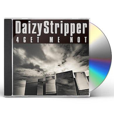 DaizyStripper 4GET ME NOT (VERSION B) CD