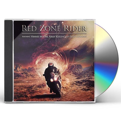 Red Zone Rider CD