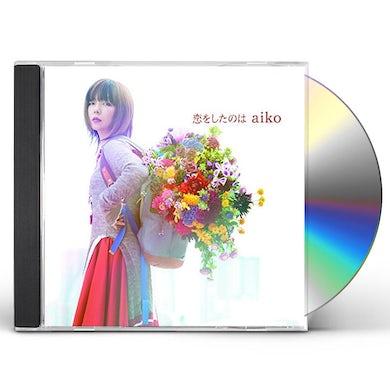 aiko KOI WO SHITA NO HA CD
