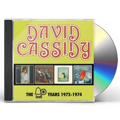 David Cassidy BELL YEARS 1972-1974 CD