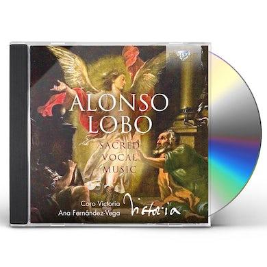 Lobo SACRED VOCAL MUSIC CD