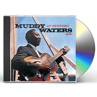 MUDDY WATERS AT NEWPORT 1960 CD