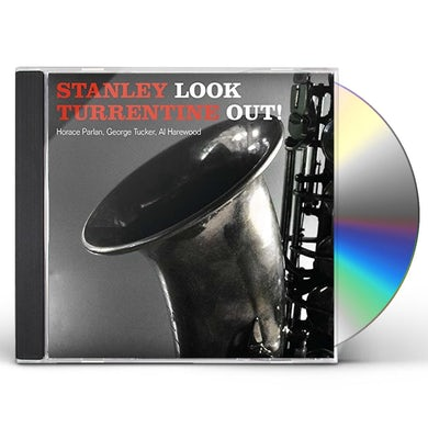 Stanley Turrentine LOOK OUT CD