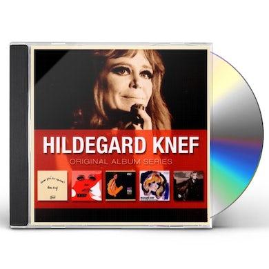 Hildegard Knef ORIGINAL ALBUM SERIES CD