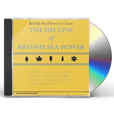 DECLINE OF BRITISH SEA POWER CD