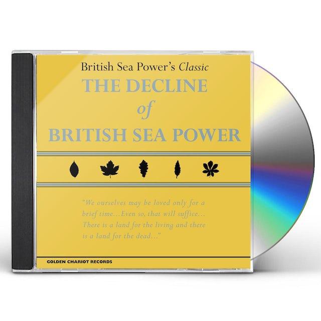 DECLINE OF BRITISH SEA POWER BOX CD