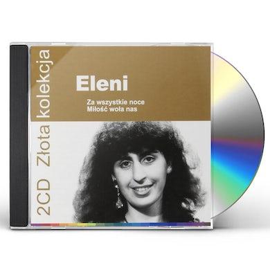 Eleni ZLOTA KOLEKCJA 1 & 2 CD