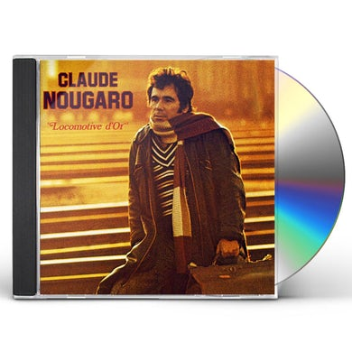 Claude Nougaro LOCOMOTIVE D'OR CD