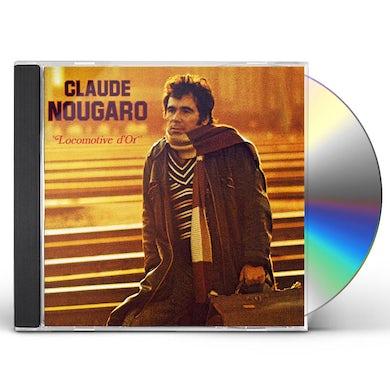 Claude Nougaro LOCOMOTIVE D'OR CD