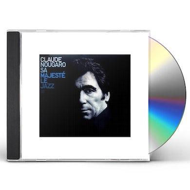 Claude Nougaro SA MAJESTE LE JAZZ CD