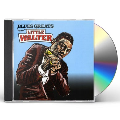 Little Walter BLUES GREATS CD