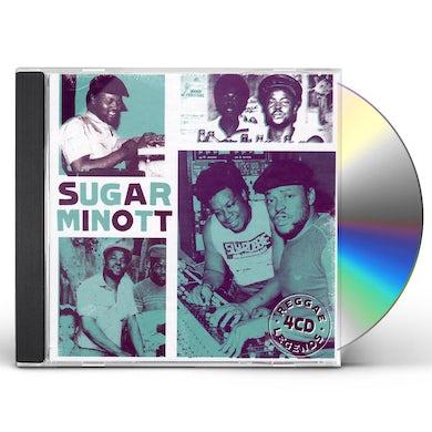Sugar Minott  REGGAE LEGENDS CD