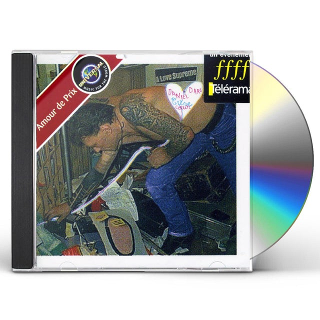 Daniel Darc CREVE COEUR CD
