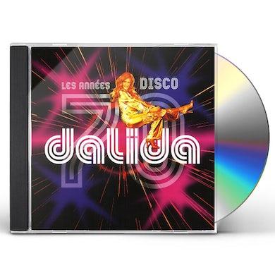 Dalida LES ANNEES DISCO CD