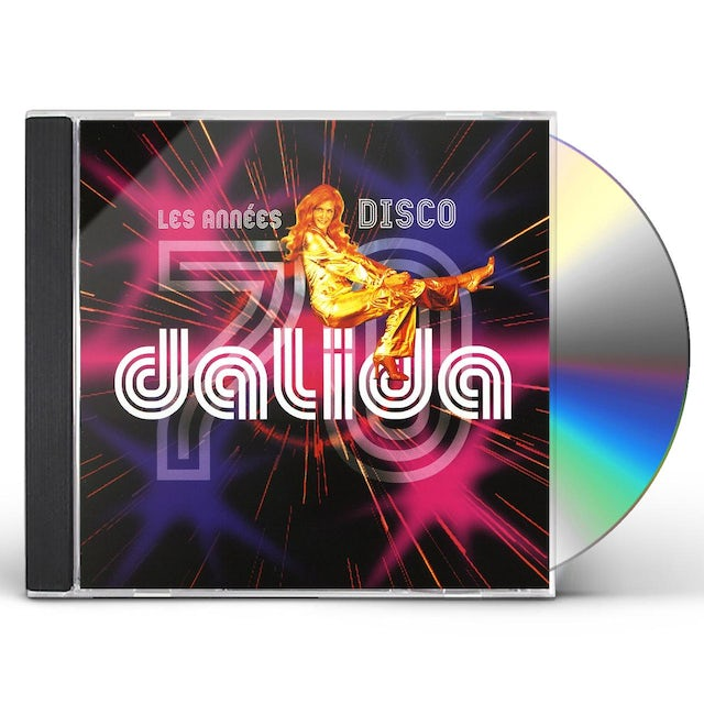 Dalida LES ANNEES DISCO CD
