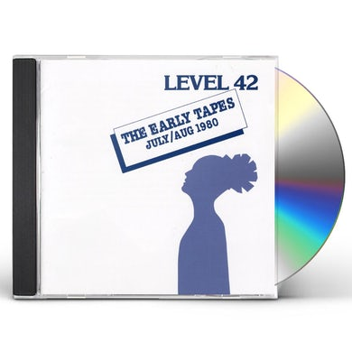 Level 42 EARLY TAPES CD