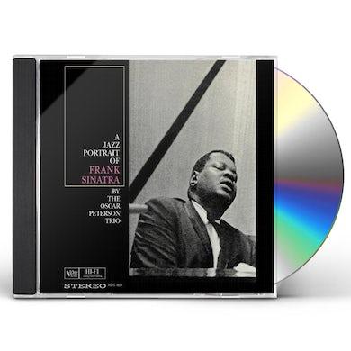 Oscar Peterson JAZZ PORTRAIT OF SINATRA CD
