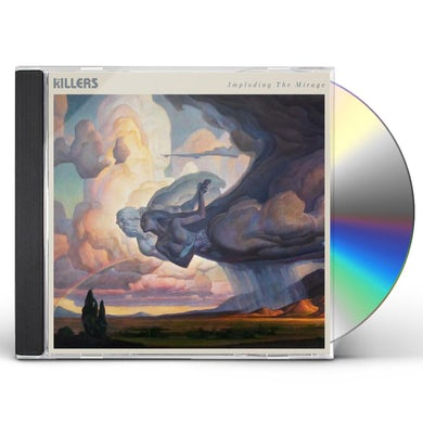 The Killers IMPLODING THE MIRAGE CD