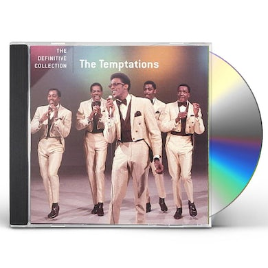 The Temptations DEFINITIVE COLLECTION CD