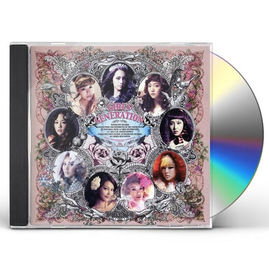 Girls' Generation BOYS CD