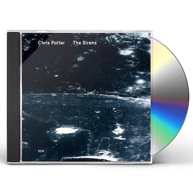 Chris Potter SIRENS CD