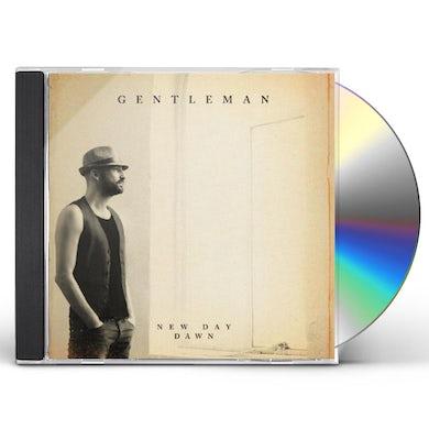 Gentleman NEW DAY DAWN CD
